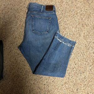 A&E jeans